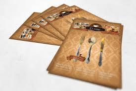 50 free restaurant menu templates food flyers u0026 covers psd vector