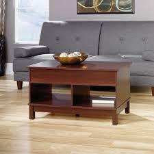 shop coffee tables at lowes com square cherry table 44 thippo