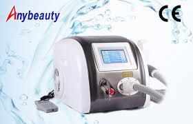 1064 nm 532 nm nd yag laser beauty machine portable f12 tattoo