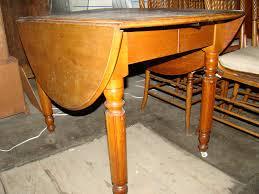 Drop Leaf Oak Table Gamage Antiques Your Source For Antiques Appraisals Auctions