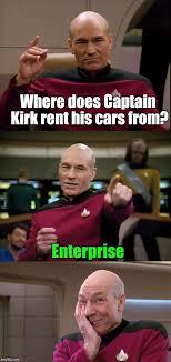 Star Trek Picard Meme - i hope i got this right i ve never watched star trek imgflip