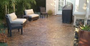 How To Paint Outdoor Concrete Patio Patio Awning On Outdoor Patio Furniture And New How To Stain A