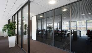 cloison aluminium bureau atypik installateur de cloison amovible et démontable aluminium