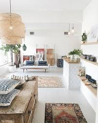 home and interiors bohemian meets rustic the style of this interior modern