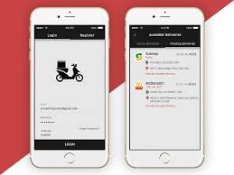 delivery service app how to create an food delivery services app like postmates