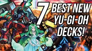 yu gi oh top 7 new yu gi oh archetypes in 2017 youtube