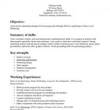Entry Level Accountant Resume Download Resume Objective Entry Level Haadyaooverbayresort Com