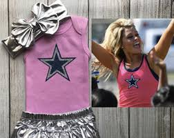 Dallas Cowboy Cheerleaders Halloween Costume Baby Dallas Cowboys Cheerleader Pom Poms