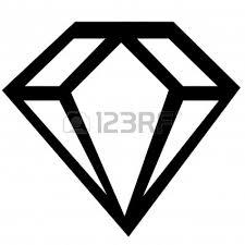 diamond clipart diamond logo clipart 2091130