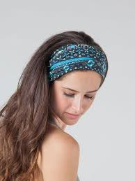 headbands for women women s seree blue elephant headband that saves elephants the
