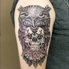 52 owl tattoos collection for
