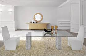 Narrow Dining Room Tables Dining Room White And Brown Kitchen Table Small White Round