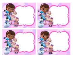 doc mcstuffins wrapping paper free doc mcstuffin birthday party printables delicate construction