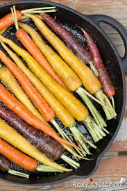 Oven Roasted Root Vegetables Balsamic - balsamic oven roasted rainbow carrots roxy u0027s kitchen