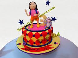 dora birthday cake splendid cake store