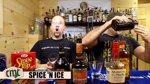 thanksgiving cocktail spice u0027n ice with jagermeister spice youtube