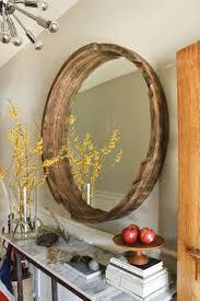 7 diy creative and unique mirror frames ideas
