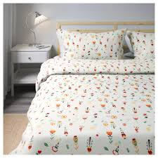 Sizes Of Duvet Covers Rosenfibbla Duvet Cover And Pillowcase S Twin Ikea
