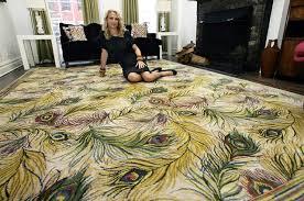 Fashion Rugs Fashion Designers Focus On Rugs By Doris Leslie Blau