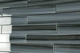 glass tiles black glass subway tile backsplash glass tile bathroom dark gray