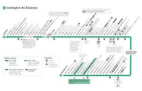 B15 Bus Route Map by Nyc Metro Route 4 Lexington Avenue Express Express Near Me Map4