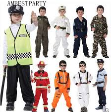 Military Halloween Costumes Kids Cheap Kids Police Uniform Aliexpress Alibaba Group