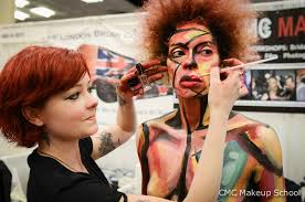 the makeup school lynne makeup artist painting