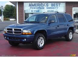 2003 dodge durango 2003 atlantic blue pearlcoat dodge durango slt 4x4 16753154