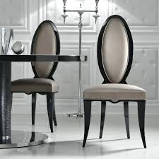 dining chairs large italian marble oval dining table set oval