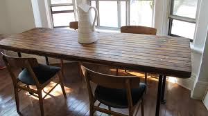 reclaimed wood table old barn door love u003d forever good times