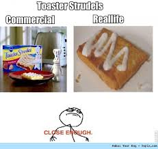 Toaster Strudel Meme - toaster strudels so disappointing made me laugh pinterest