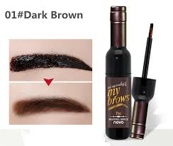 eyebrow red wine tattoo tint waterproof long lasting tattoo eyebro