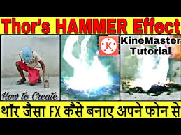 thor s hammer effect youtube