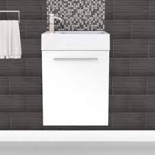 transitional bathroom vanities vanity cabinets for less 18 Inch Vanity
