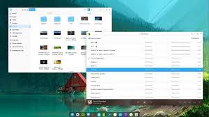 environnement bureau linux tutoriel vidéo linux environnement de bureau deepin 15 4