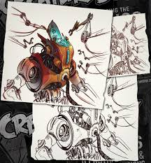 sketchbook pro 2010 creaturebox