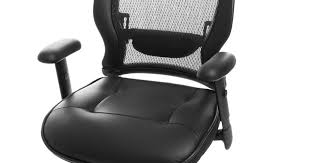Chairs For Posture Support Office Chair Back Support