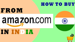 how to buy products from amazon com in india how to order