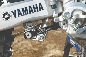 motocross action magazine mxa builds the yamaha yz250f of your dreams