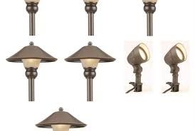 Bronze Landscape Lighting - lighting led lights for outdoor lighting beautiful low voltage