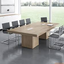 Office Meeting Table Wooden Meeting Table Bonners Furniture
