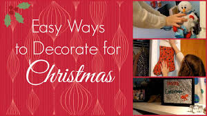 how to decorate your house for christmas peeinn com