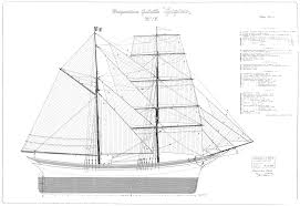 Model Ship Plans Free Wooden by Sailing Vessels The Model Shipwright
