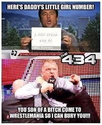 Triple H Memes - sonnen and triple h meme f ff pinterest memes