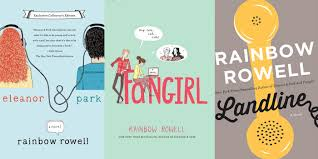 Barnes And Noble Postcards 10 Things We Learned About Rainbow Rowell At Her Landline Reading