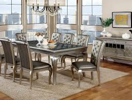 dining room fabulous satisfying 9 piece dining room set table