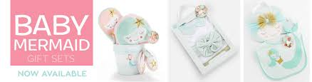 baby gift sets mermaid baby gift sets baby hooded towel bibs for babies