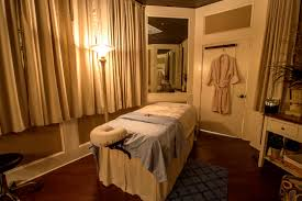 customers rave about day spa treatments at le spa of sea pines