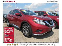 nissan murano oil change certified pre owned 2015 nissan murano sl sport utility in