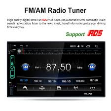 how to listen to with screen android 2017 7 fhd capacitive touch screen 2 din android 6 0 car radio
